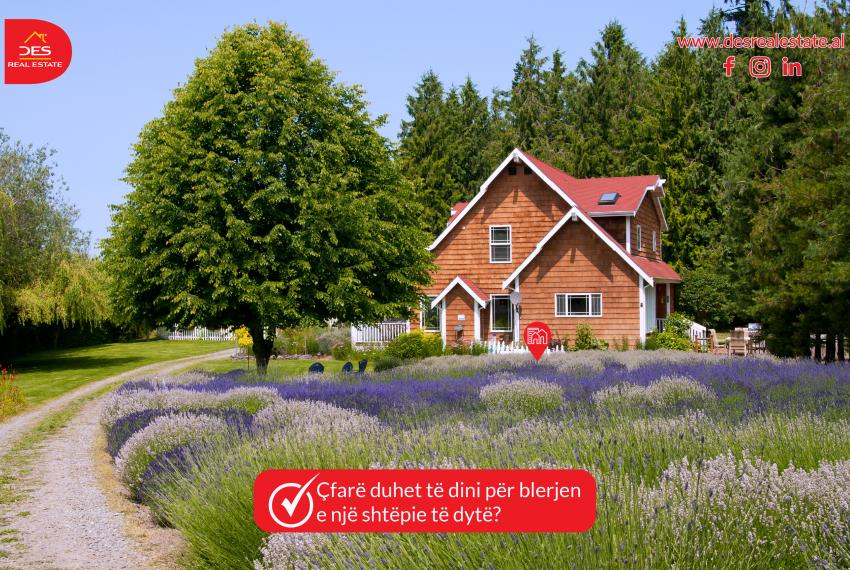 Shtëpi pushimesh apo Investim në Real Estate